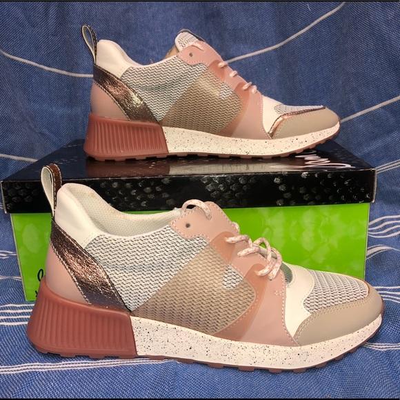 Sam Edelman Womens Darsie Sneaker